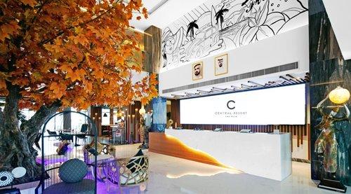 Тур в C Central Resort The Palm 5☆ ОАЭ, Дубай