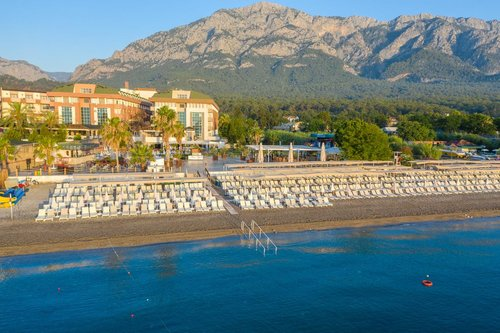 Тур в Armas Gul Beach Hotel 5☆ Туреччина, Кемер