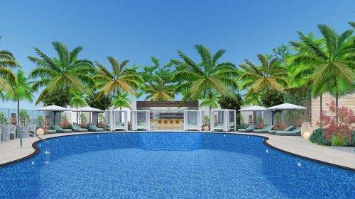 Горящий тур в Doubletree By Hilton Ras Al Khaimah Corniche Hotel & Residences 4☆ ОАЭ, Рас Аль-Хайма