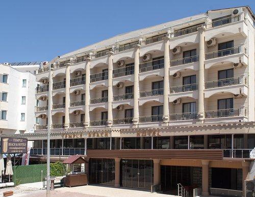 Тур в Temple Beach Hotel 3☆ Турция, Дидим