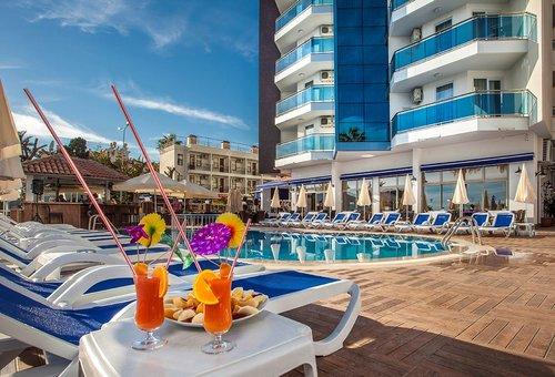 Тур в Parador Beach Hotel 3☆ Турция, Алания