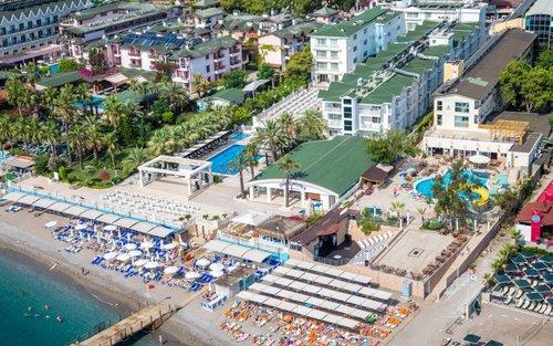 Тур в Onkel Hotels Beldibi Resort 5☆ Туреччина, Кемер