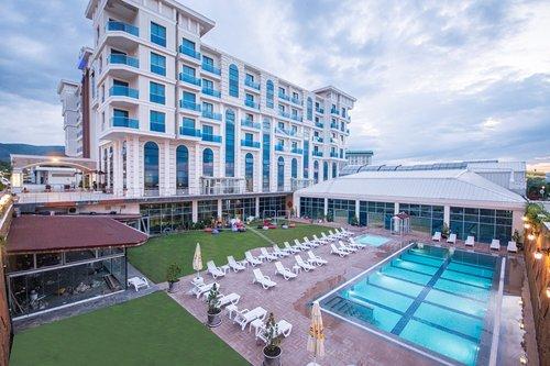 Горящий тур в Budan Thermal Spa & Convention Center 5☆ Турция, Афьон
