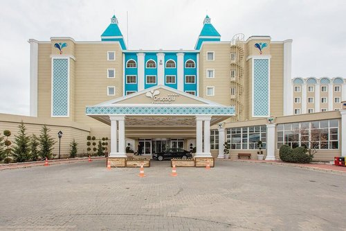 Горящий тур в Orucoglu Thermal Resort 5☆ Турция, Афьон