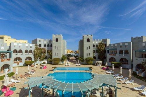Тур в Fanadir Hotel 4☆ Египет, Эль-Гуна