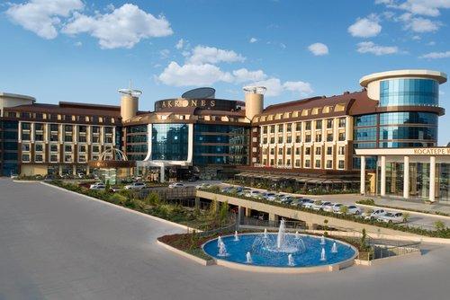 Тур в Akrones Thermal Spa Convention Sport Hotel 5☆ Турция, Афьон