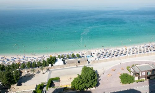 Тур в Ramada by Wyndham Beach Hotel Ajman 4☆ ОАЕ, Аджман