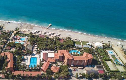 Тур в Club Turtas Beach Hotel 4☆ Туреччина, Аланія