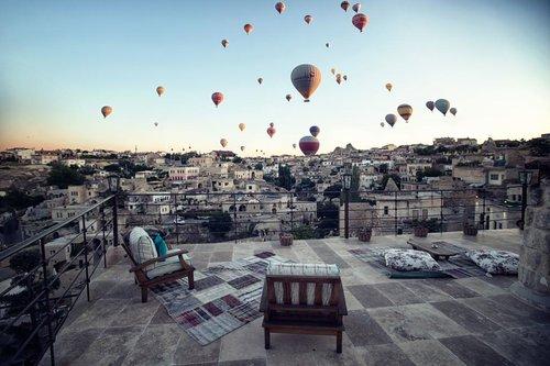 Тур в Elika Cave Suites 2☆ Турция, Каппадокия