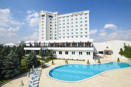 Горящий тур в Ikbal Thermal Hotel & Spa 5☆ Турция, Афьон