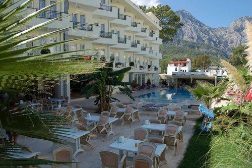 Тур в Ares Endam Hotel 4☆ Туреччина, Кемер