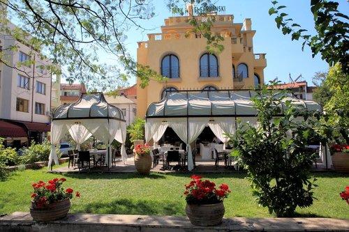 Тур в Парк Отель Сандански 3☆ Болгария, Сандански