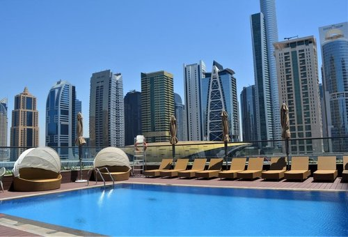 Тур в Millennium Place Marina 4☆ ОАЕ, Дубай