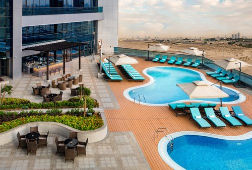 Гарячий тур в Millennium Place Barsha Heights Hotel 4☆ ОАЕ, Дубай