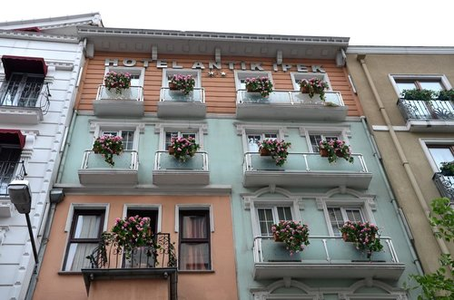 Тур в Antik Ipek Hotel 3☆ Туреччина, Стамбул