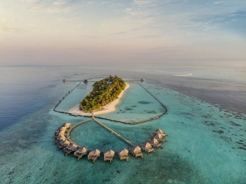 Горящий тур в Komandoo Maldives Island Resort 5☆ Мальдивы, Лхавияни Атолл