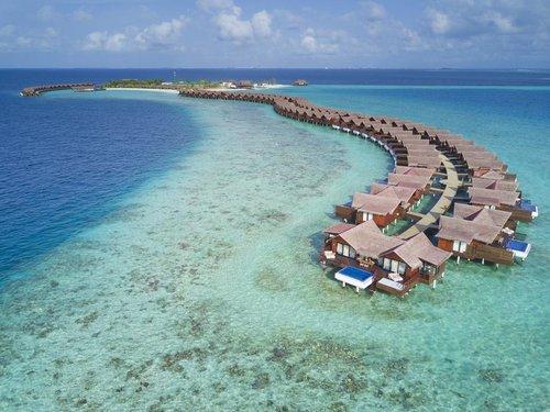 Тур в Grand Park Kodhipparu Maldives 5☆ Мальдивы, Северный Мале Атолл