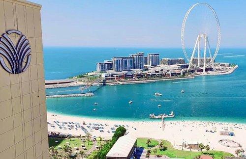Тур в Amwaj Rotana 5☆ ОАЕ, Дубай