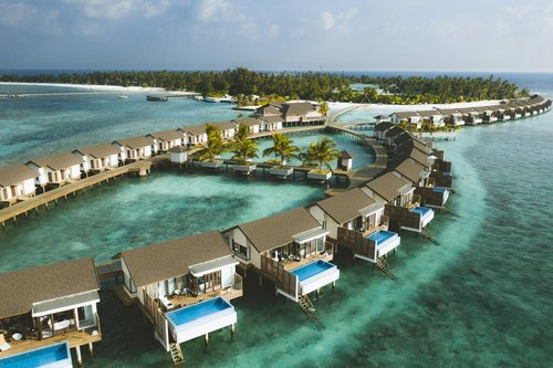 Горящий тур в Atmosphere Kanifushi Maldives Hotel 5☆ Мальдивы, Лхавияни Атолл
