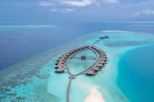 Тур в Huvafen Fushi 5☆ Мальдивы, Северный Мале Атолл