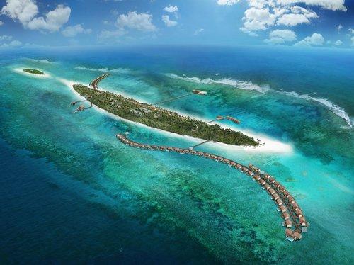 Горящий тур в The Residence Maldives 5☆ Мальдивы, Гаафу Алифу Атолл
