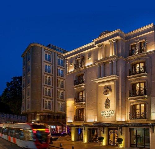Тур в Romance Istanbul Hotel 4☆ Турция, Стамбул
