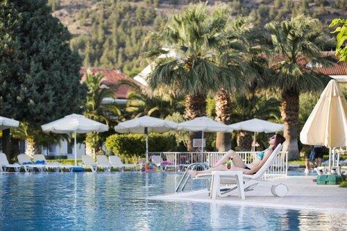Гарячий тур в Lycus River Thermal & Spa Hotel 5☆ Туреччина, Памуккале