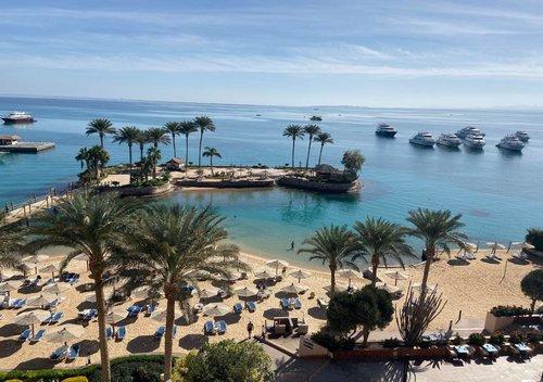 Тур в Hurghada Marriott Beach Resort 5☆ Єгипет, Хургада
