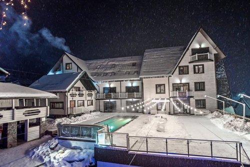 Тур в F&B Spa Resort 4☆ Украина - Карпаты, Буковель (Поляница)