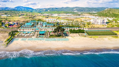 Тур в Otium Family Club Marine Beach 5☆ Туреччина, Сіде