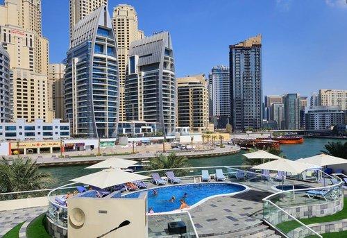 Тур в Pearl Marina Hotel Apartments 4☆ ОАЕ, Дубай