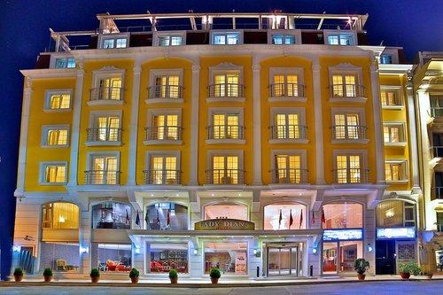 Тур в Lady Diana Hotel 4☆ Туреччина, Стамбул