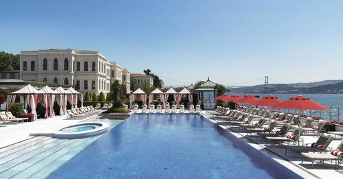 Тур в Four Seasons Hotel Istanbul at the Bosphorus 5☆ Туреччина, Стамбул