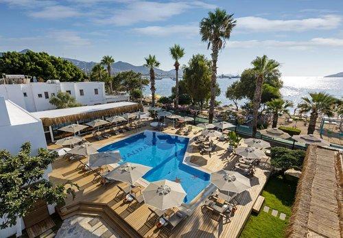 Тур в Yalipark Beach Hotel 3☆ Турция, Бодрум