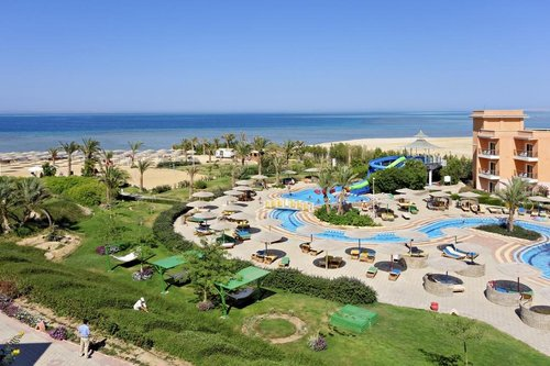 Тур в The Three Corners Sunny Beach Resort 4☆ Єгипет, Хургада