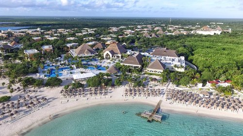 Тур в Luxury Bahia Principe Akumal 5☆ Мексика, Ривьера Майя