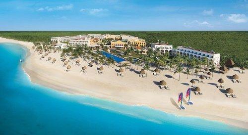 Горящий тур в Dreams Tulum Resort & Spa 5☆ Мексика, Ривьера Майя