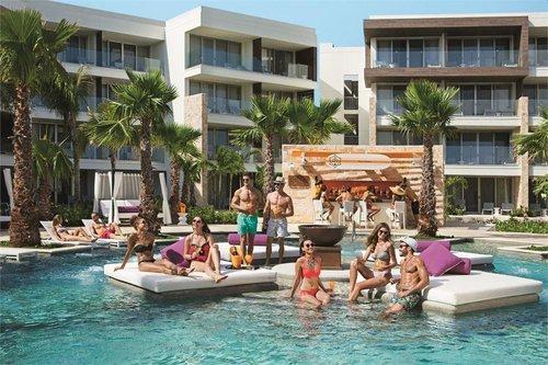 Тур в Breathless Riviera Cancun Resort & Spa 5☆ Мексика, Канкун