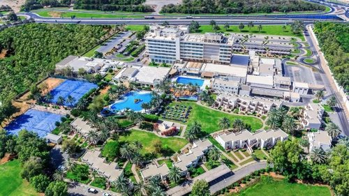 Тур в Radisson Blu Hotel & Resort Al Ain 4☆ ОАЕ, Аль-Айн