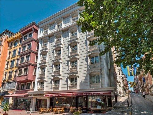 Гарячий тур в Santa Sophia Hotel 3☆ Туреччина, Стамбул