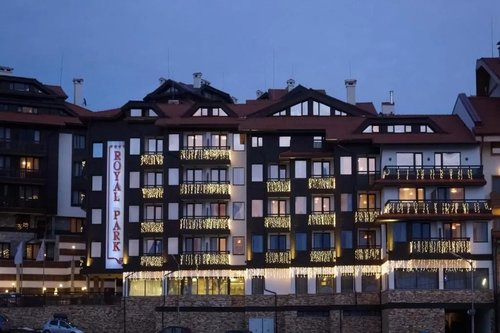 Тур в Royal Park Hotel & Apartments 4☆ Болгарія, Бансько