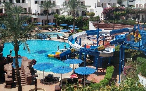 Тур в Verginia Sharm Resort & Aqua Park 4☆ Египет, Шарм эль Шейх