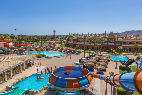 Тур в Albatros Aqua Blu Resort 4☆ Египет, Шарм эль Шейх