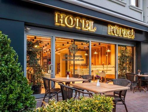 Тур в Kupeli Hotel 3☆ Турция, Стамбул