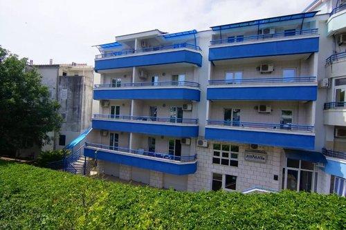Тур в Blue Palace Apartmani 3☆ Черногория, Бечичи