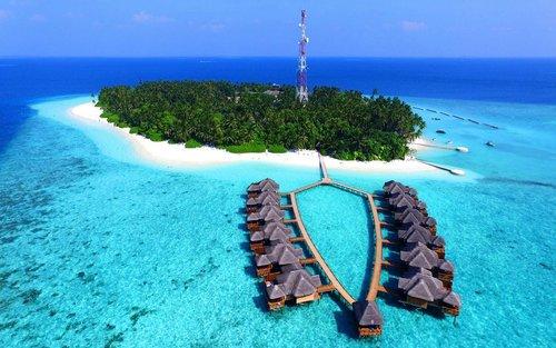 Тур в Fihalhohi Island Resort 4☆ Мальдивы, Южный Мале Атолл