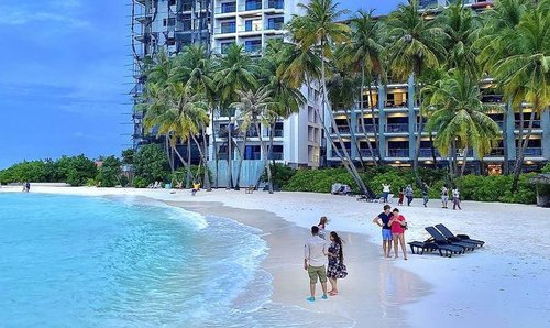 Тур в Kaani Palm Beach 4☆ Мальдивы, Южный Мале Атолл