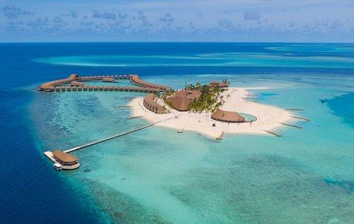 Горящий тур в Cinnamon Velifushi Maldives 5☆ Мальдивы, Вааву Атолл