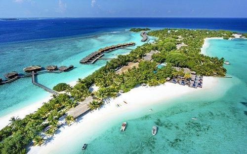 Тур в Sheraton Maldives Full Moon Resort & Spa 5☆ Мальдивы, Северный Мале Атолл