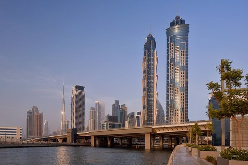 Тур в JW Marriott Marquis Dubai 5☆ ОАЭ, Дубай